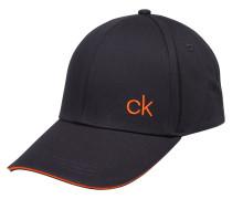 Cap 'contrats Edge' navy / orange