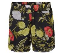 Blumenmuster Shorts