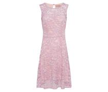 Kleid mauve / puder