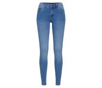 Jeans 'pcshape-Up' blue denim