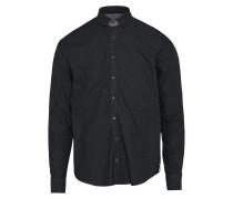 Casual Hemd schwarz