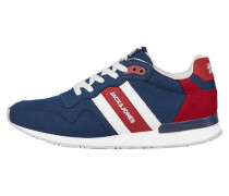 Sneaker dunkelblau / rot / weiß