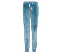 Jogginghose 'Iris Mack' blau