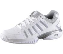'Receiver 4' Tennisschuhe silber / weiß