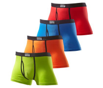 Boxer Authentic Underwear (4 Stck.) mischfarben