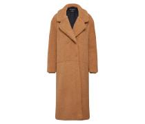 Mantel 'coat Teddy' cognac
