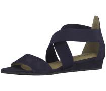 Sandale 'Sandale mit elastischen Straps'