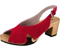 Wiebke Klassische Sandaletten rot
