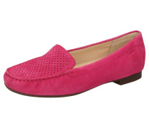 Slipper 'Zillette-700' dunkelpink