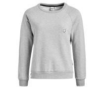 Sweatshirt 'hydrogena' grau