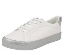 Sneaker 'Caja' grau / weiß