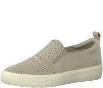 Slip-On-Sneaker beige