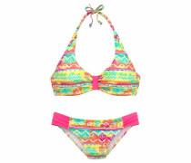 Bügel-Bikini mischfarben