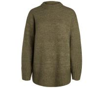 Wollpullover khaki