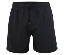 Badeshorts 'volley FLY OUT 16' schwarz