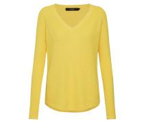 Pullover 'lex Sun' gelb