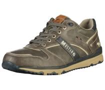 Sneaker hellbeige / dunkelgrau