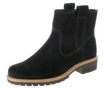 Ankle Boots 'Elaine' schwarz