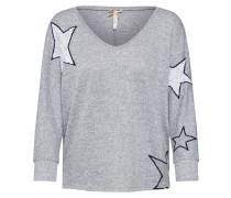 Pullover 'wls Galaxy v-neck 3'