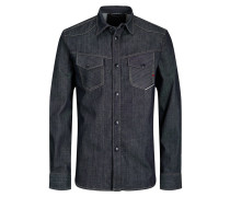 Jeans Overshirt blue denim