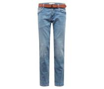 Jeans 'Straight Pants' blue denim