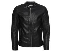 Lederjacke 'onsSACHO PU Jacket W/O Print'