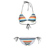 Triangelbikini 'beach Bazaar' mischfarben