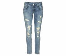 Slim-fit-Jeans 'GIla Slim' blau