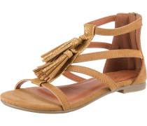 Sandale 'lanessa' chamois