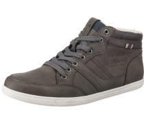 Sneaker taupe / naturweiß
