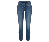 'Lynn Mid Skinny' Ankle Jeans indigo