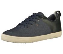 Sneaker navy / schwarz