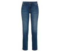 'Marion Straight' Jeans blau