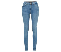 'five DELLY'Jeans blue denim