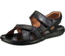 Sandalen 'Tarifa' schwarz