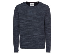 Pullover 'noos plated cnk' navy