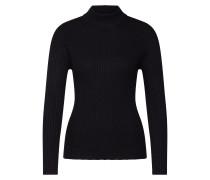 Pullover 'leni-Pu' schwarz