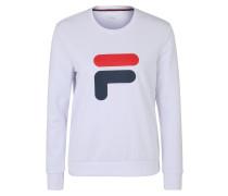 Sweater 'Richie' weiß