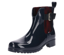 Stiefel 'Oxley 15V' navy / bordeaux