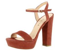 Sandalette 'Stefania' rostbraun