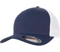 Cap 'Ultrafibre & Airmesh' navy / weiß