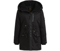 Mantel 'abbigail' schwarz
