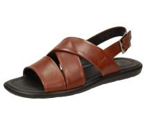 Sandale 'Mirtas' braun