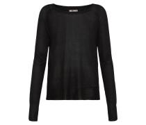 Pullover 'layoni' schwarz