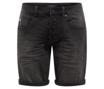 Shorts 'Ralston' black denim