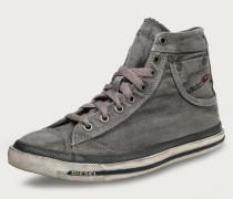 'Exposure' Sneakers grey denim