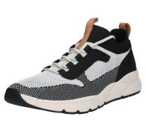 Sneaker 'Run 12' schwarz / weiß