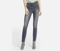 Jeans 'Julienne' grau