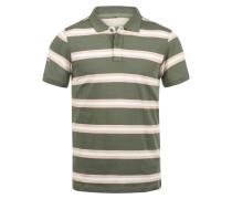 Poloshirt 'Pique' grün