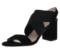Sandale 'angelina' schwarz